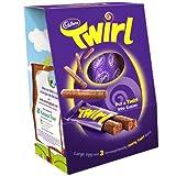 Cadbury Twirl Easter Egg 325g