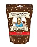 Newman's Own Premium Dog Treats, Chicken, Small Size, 10-Ounce Bags (Pack of 6)
