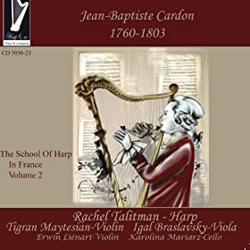 The School of Harp in France, Vol. 2