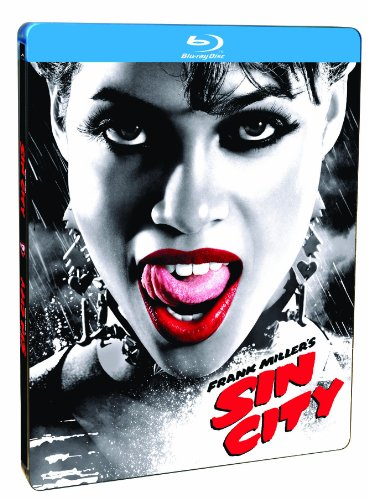 Sin City (2005) [Blu-ray] [Import]
