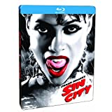 Sin City (Premium Steelbook Edition) [Blu-ray]by Jessica Alba
