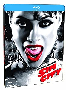 Sin City (Premium Steelbook Edition) [Blu-ray]