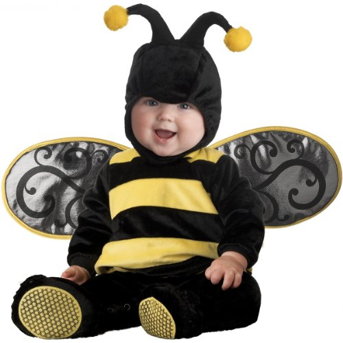 Lil' Stinger Costume - Infant Small