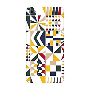 Garmor Designer Plastic Back Cover For Lenovo Vibe K5
