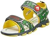 Airwalk Boy's Green Sandals and Floaters    - 9 UK/34 EU