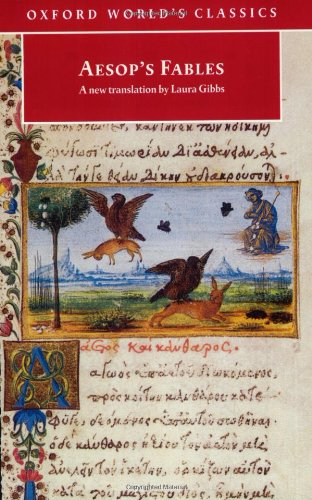 Cover of Aesop's Fables (Oxford World's Classics)