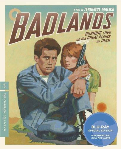 Blu-ray : Badlands (Criterion Collection) (Mono Sound)