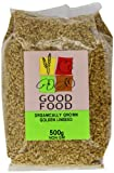 Good Food Pre-packed Organic Golden Linseed (flax) (Pack of 10)