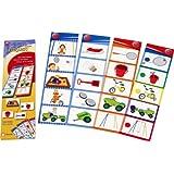 """Oberschwäbische Magnetspiele 68201 - Juego de tarjetas magnéticas """"Juegos"""" [importado de Alemania]"""