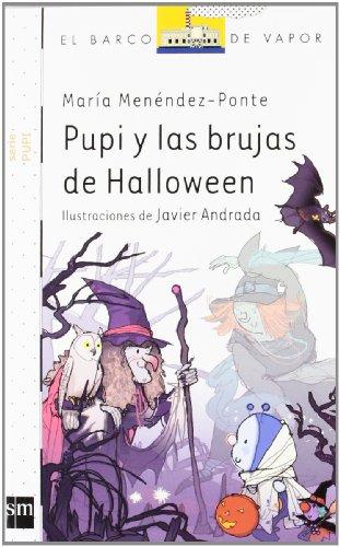 Pupi y las brujas de Halloween (Pupi - Barco De Vapor)