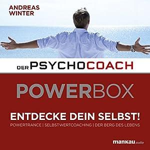 Entdecke dein Selbst (Der Psychocoach - Power-Box) Hörbuch