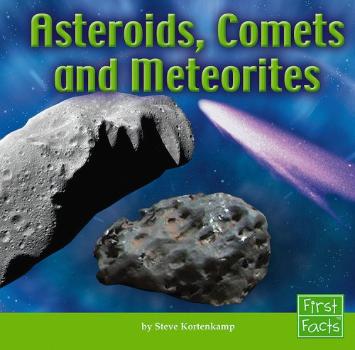 comets meteors and asteroids