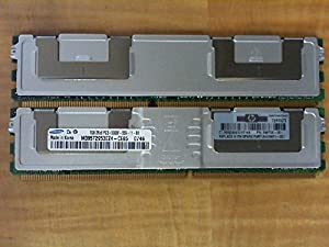 SAMSUNG M395T2953EZ4-CE65 1GB SERVER DIMM DDR2 PC5300(667) FULL-BUF ECC 1.8v 2RX8 240 128MX72 64mX8