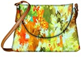 Snoogg Abstract paint Womens Carry Around Sling Bags