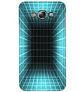 SAMSUNG GALAXY GRAND MAX BARS Back Cover by PRINTSWAG