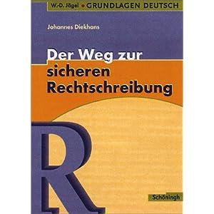 eBook Cover für  W D J xE4 gel Grundlagen Deutsch Grundlagen Deutsch Der Weg zur sicheren Rechtschreibung RSR 2006
