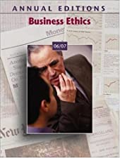 Annual s Business Ethics by Eric Teoro