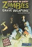 Last Night on Earth: Grave Weapons Mini Set