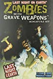 Flying Frog Productions Last Night on Earth Zombies with Grave Weapons Board Game