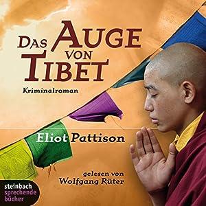 Das Auge von Tibet Hörbuch