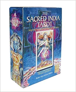 The Sacred India Tarot: Inspired By Indian Mythology And Epics price comparison at Flipkart, Amazon, Crossword, Uread, Bookadda, Landmark, Homeshop18