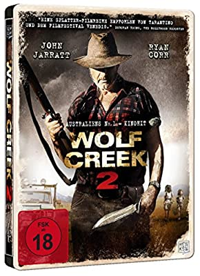 Wolf Creek 2 (Limited Edition im Steelbook) [Blu ray] [Blu-ray]