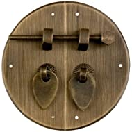 Classic Round Cabinet Face Plate 4''