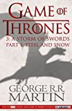 George R. R. Martin Game of Thrones: A Storm of Swords Part 1 (A Song of Ice and Fire)