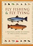img - for Fly Fishing & Fly Tying: A Practical Guide To Fishing In Two Classic Volumes book / textbook / text book