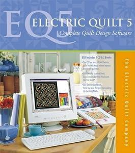 Amazon Com Electric Quilt R 5 Complete Quilt Design