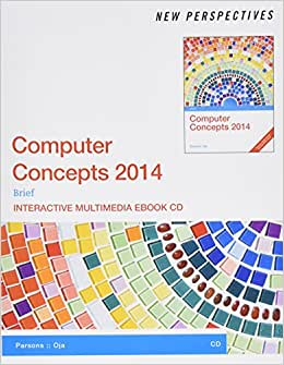 eBook CD-ROM for Parsons/Oja's New Perspectives on