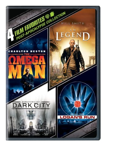 DVD : 4 Film Favorites: Post-Apocalypse Collection (Boxed Set, 4 Disc)