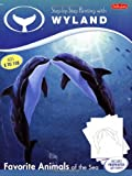 Step-by-Step Painting with Wyland: Favorite Animals of the Sea (Wyland Art Series)