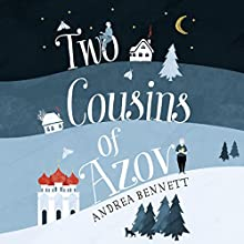 Two Cousins of Azov Audiobook by Andrea Bennett Narrated by Saul Reichlin