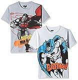 Kidsville Boys' T-Shirt (BM1KB01_Multi_13 - 14 years) (COMBO T-shirt's)