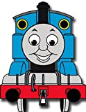 Baking Bling Thomas The Tank Engine 12 Standup Edible Premium Wafer Paper Cake Toppers Decoration 12 X 55Mm