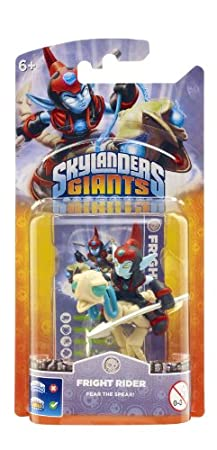 Figurine Skylanders : Giants - Fright Rider