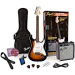 Squier Affinity Strat Pack with Fende...