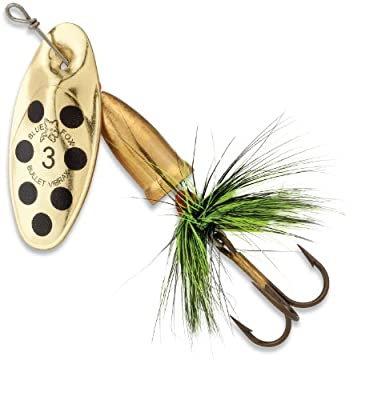 Blue Fox Vibrax Bullet Fly Fishing Lure by Blue Fox