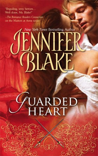 Image of Guarded Heart (The Masters At Arms)