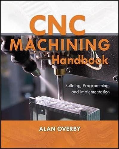 CNC Machining Handbook : Building, Programming and Implementation 1st Edition price comparison at Flipkart, Amazon, Crossword, Uread, Bookadda, Landmark, Homeshop18