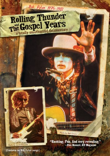 Bob Dylan - 1975-1981 Rolling Thunder and The Gospel Years