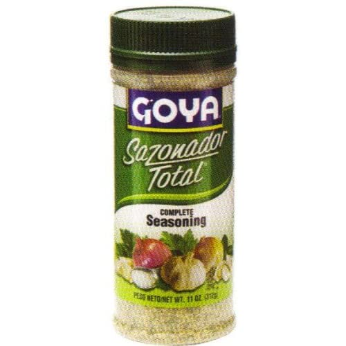 Amazon.com : Goya Sazonador Total 11 oz - Complete Seasoning : Mexican