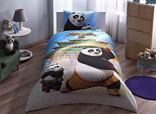 Kung Fu Panda Twin Bedding