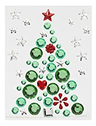 Martha Stewart Crafts Gemstone Tree Stickers