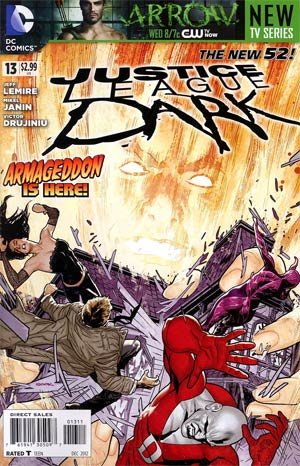 Justice League Dark #13 Comic Book - 1