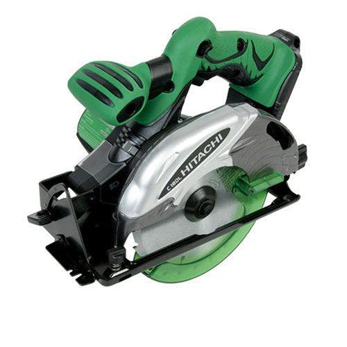"Hitachi C18DL 18V 6-1/2"" Lithium-Ion Cordless Circular Saw - Tool Only"