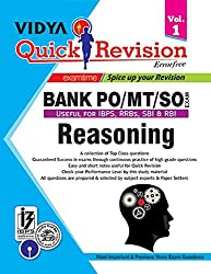 Bank PO/MO/SO Exam Reasoning