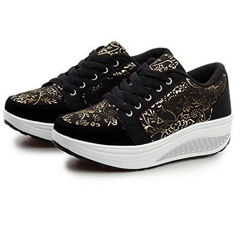 women-shoes-causal-sport-walking-breathable-print-swing-wedges-shose-eur39-black
