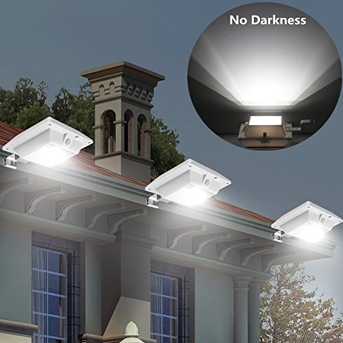 Solar Lights Roof: Top 5 Best Solar Gutter Lights For Sale 2016 : Product